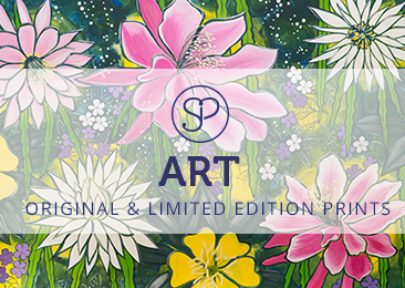 Art & Limited Prints